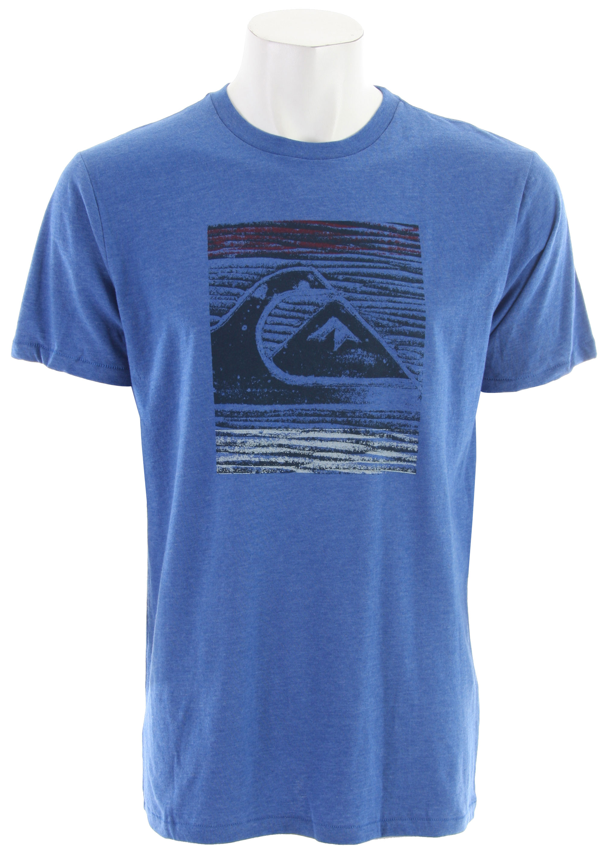 Wake Summer is here and that means solid south swell, 5am alarm clock wake-ups and death drops at the wedge. It really doesn't make sense until you do it.Key Features of the Quiksilver The Wedge T-Shirt: 50% Cotton 50% Polyester Soft ringspun premium jersey with silicone wash for a vintage hand/feel Slim fit - $17.95