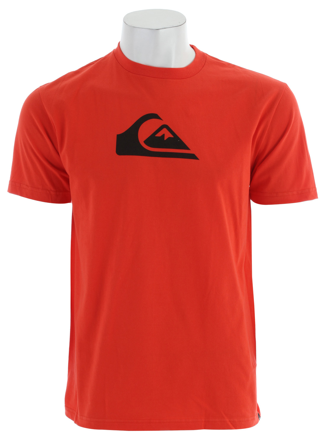 Surf The Mountain Wave classic tee says one thing and one thing well - you like mountain and waves.Key Features of The Quiksilver Mountain Wave T-Shirt: Slim Fit Crew Neck Short Sleeve ringspun combed jersey SOLIDS: 100% cotton HEATHERS: 50% cotton 50% polyester - $14.95