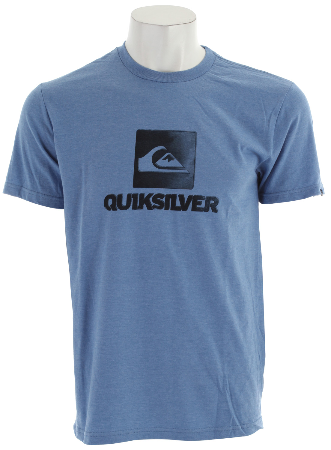 Surf Key Features of The Quiksilver Southbound T-Shirt: Regular Fit Crew Neck Short Sleeve 22 singles ringspun jersey SOLIDS: 100% cotton HEATHERS: 50% cotton 50% polyester Regular fit - $20.00