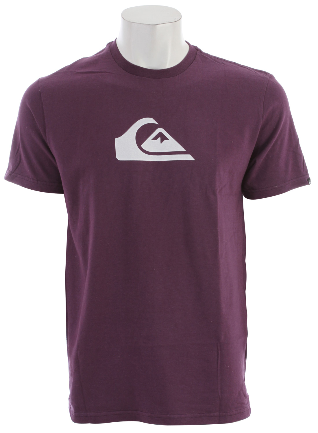Surf The Mountain Wave classic tee says one thing asnd one thing well - you like mountain and waves.Key Features of the Quiksilver Mountain Wave T-Shirt: 22 Singles ringspun jersey regular fit Solids: 100% Cotton Heathers: 50% Cotton/50% Polyester Machine Wash imported - $20.00