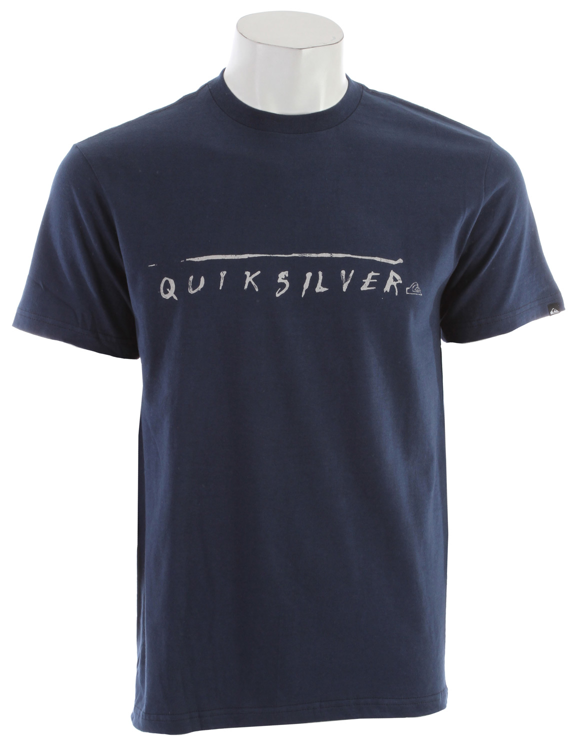 Surf A lot goes on in the backseat. Look good doing whatever in a Backseat classic tee.Key Features of the Quiksilver Backseat T-Shirt: 22 singles ringspun jersey, regular fit SOLIDS: 100% cotton HEATHERS: 50% cotton / 50% polyester Machine wash, imported. - $13.95