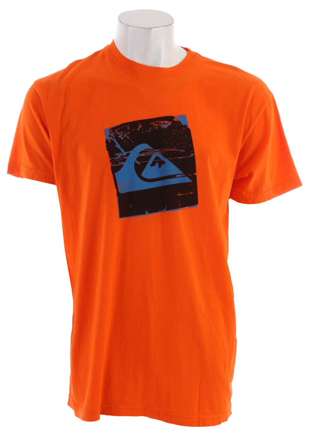 Surf Key Features of the Quiksilver Drop Box Neon T-Shirt: 100% Cotton Machine wash Imported - $15.95