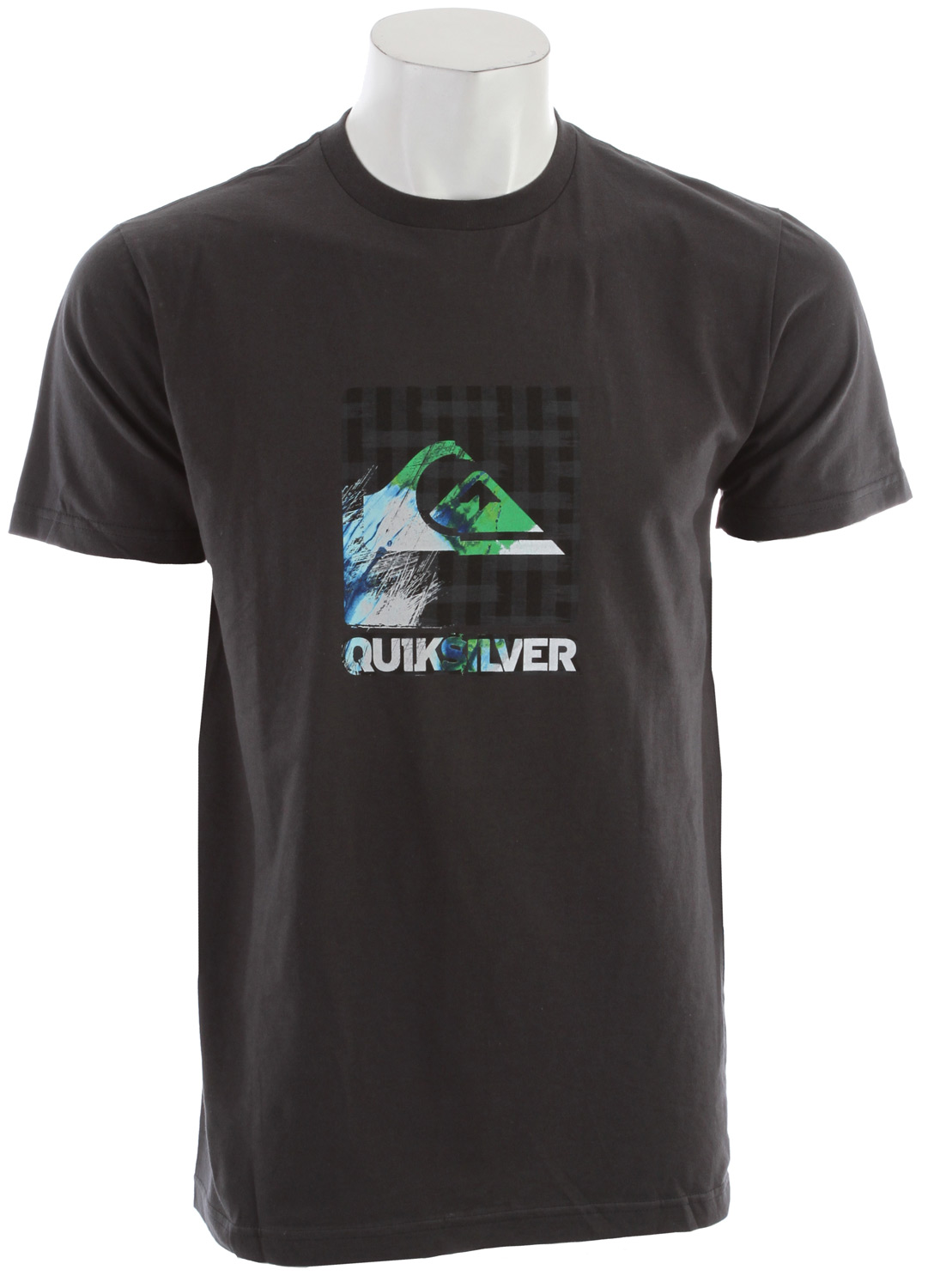 Surf Those that wear the Mostest slim fit tee gets the mostest amount of girls. Enjoy.Key Features of the Quiksilver The Mostest Slim Fit T-Shirt: 30 singles ringspun combed. SOLIDS: 100% cotton. ATHLETIC HEATHER: 90% cotton, 10% polyester. Small logo on back of left sleeve. Slim fit. Machine wash Imported. - $14.95
