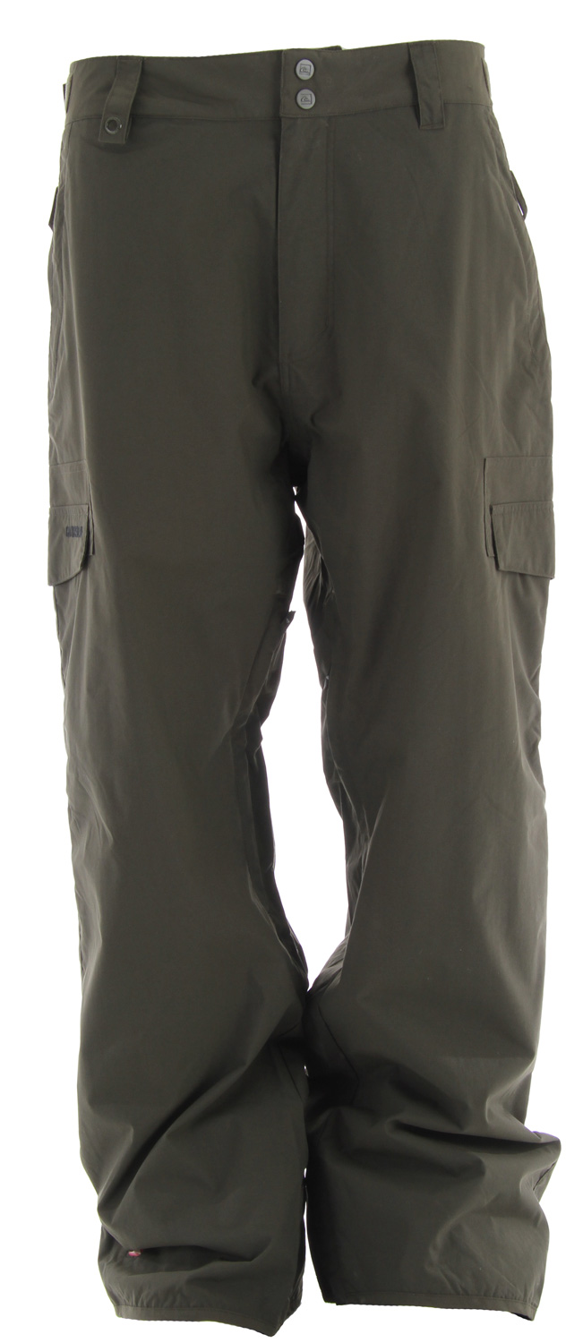 Snowboard Quiksilver Drill Shell Snowboard Pants - $71.95