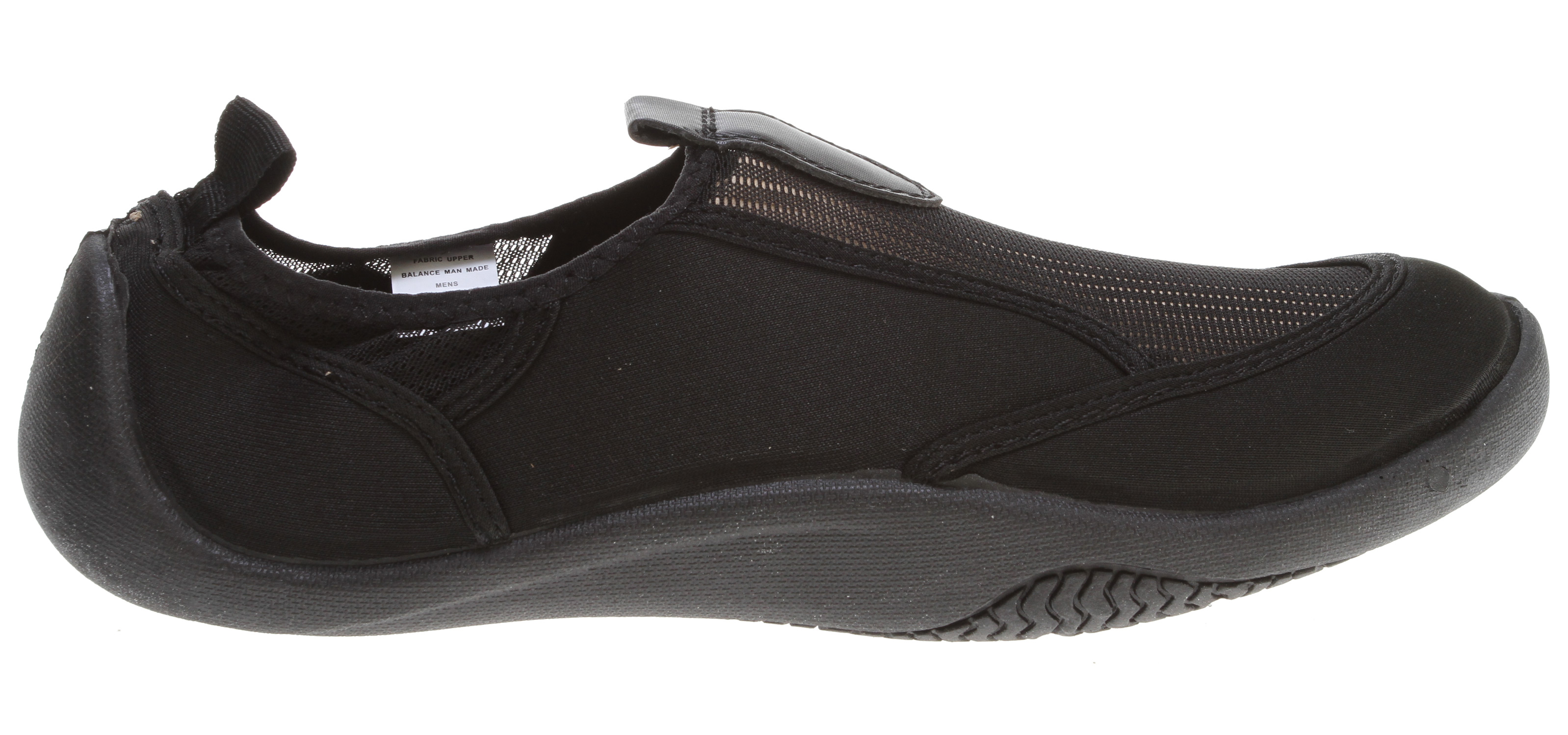 Inexpensive water shoes with a slip on fit. Produced with innovative methods using recycled materials for high quality footwear. Rafters also takes great care the environment. Rafters are durable, high-quality footwear at an affordable price.Key Features of the Rafters Orlando Water Shoes: Stretchy nylon fabric upper Rubber sole Available in whole sizes only, half sizes please order the next size up - $9.95
