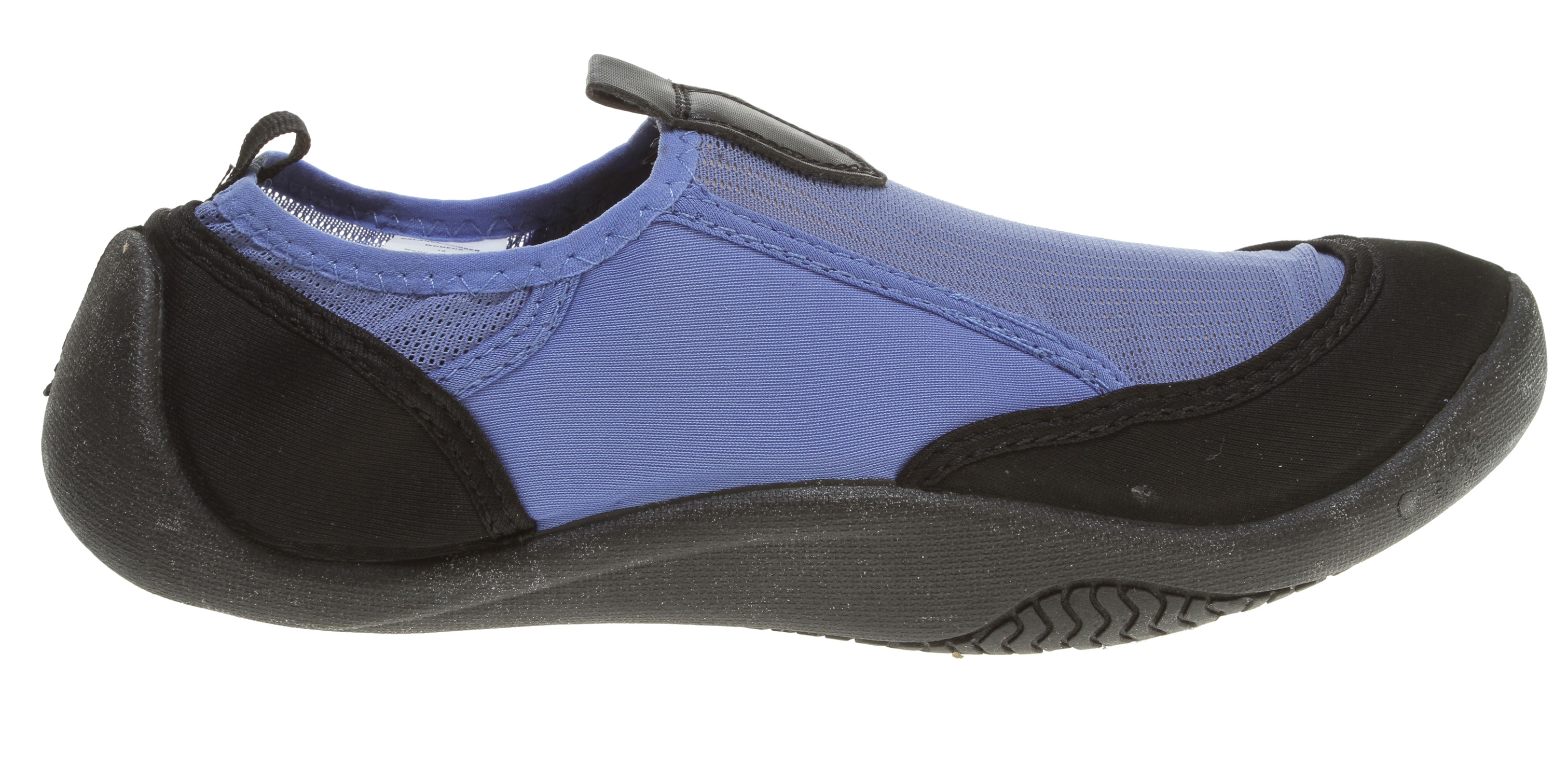 Inexpensive water shoes with a slip on fit. Produced with innovative methods using recycled materials for high quality footwear. Rafters also takes great care the environment. Rafters are durable, high-quality footwear at an affordable price.Key Features of the Rafters Orlando Water Shoes: Stretchy nylon fabric upper Rubber sole Available in whole sizes only, half sizes please order the next size up - $11.95