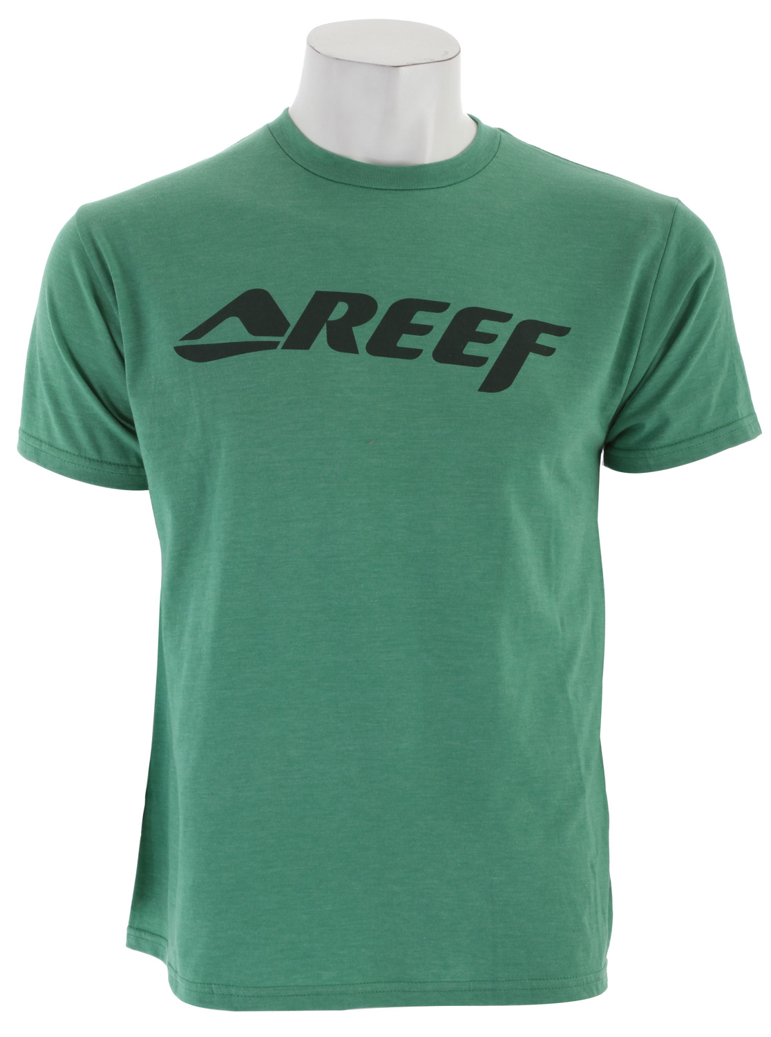 Surf Key Features of The Reef Sea Of Neptune T-Shirt: Slim Fit Crew Neck Short Sleeve 50/50 cotton/poly Center front screen print - $23.00