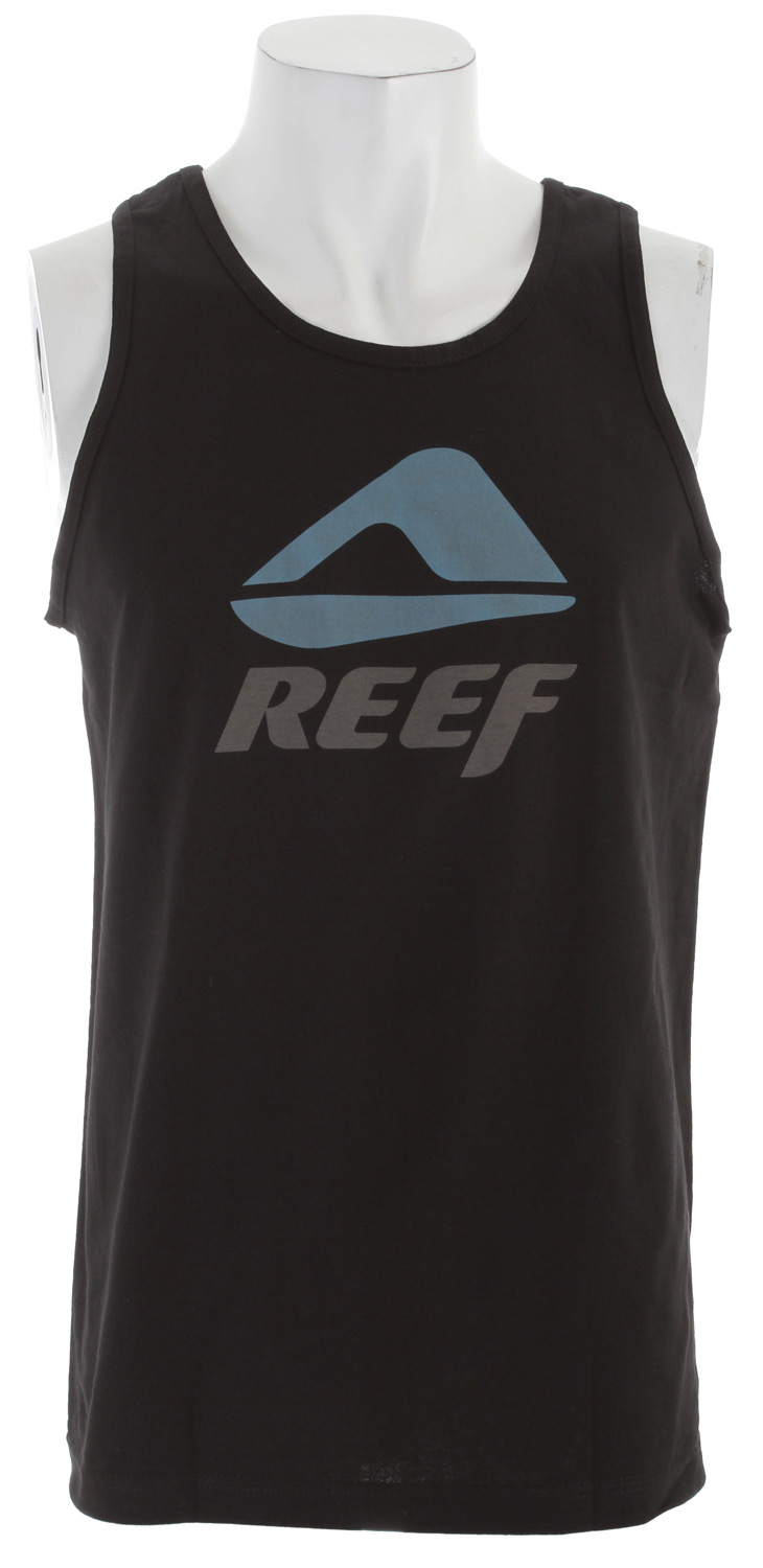 Surf Key Features of the Reef Block Tank: 100% cotton tank top Center front screen print - $14.95