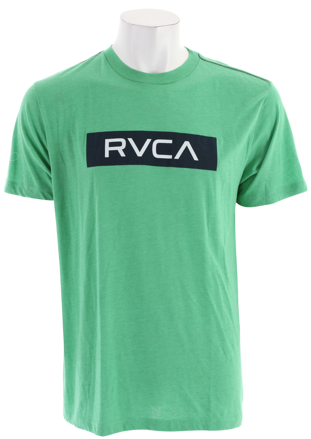 Key Features of The RVCA Options T-Shirt: Regular Fit Crew Neck Short Sleeve RVCA's short sleeve 100% combed cotton tee - $26.95
