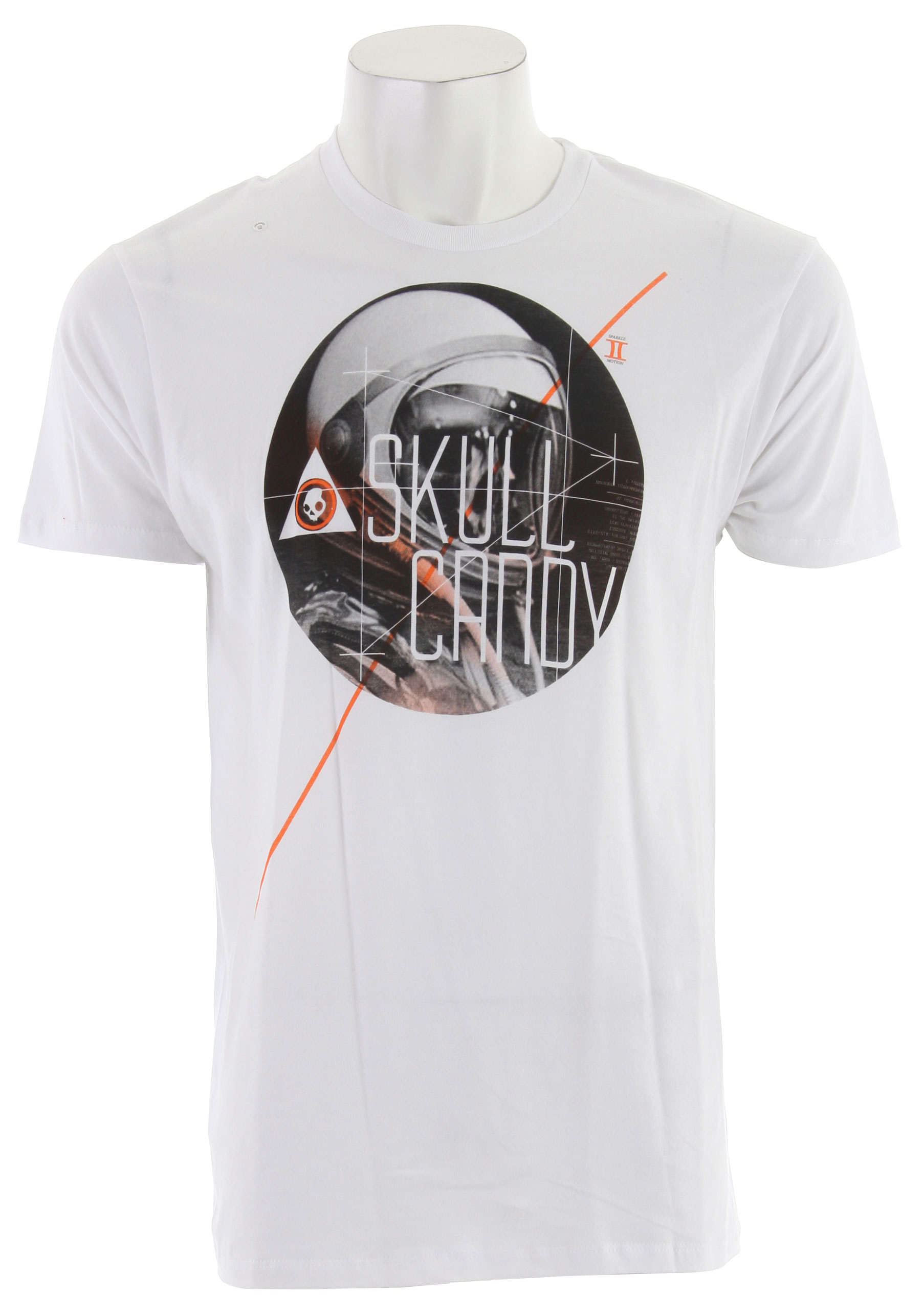 Proof that you have combat experience. Makes you look tough and wise. Wait, battle STAR? Never mind. The Skullcandy Slim Battle Star T-Shirt.Key Features of the Skullcandy Slim Battle Star T-Shirt: Slim Fit 100% Cotton - $16.95