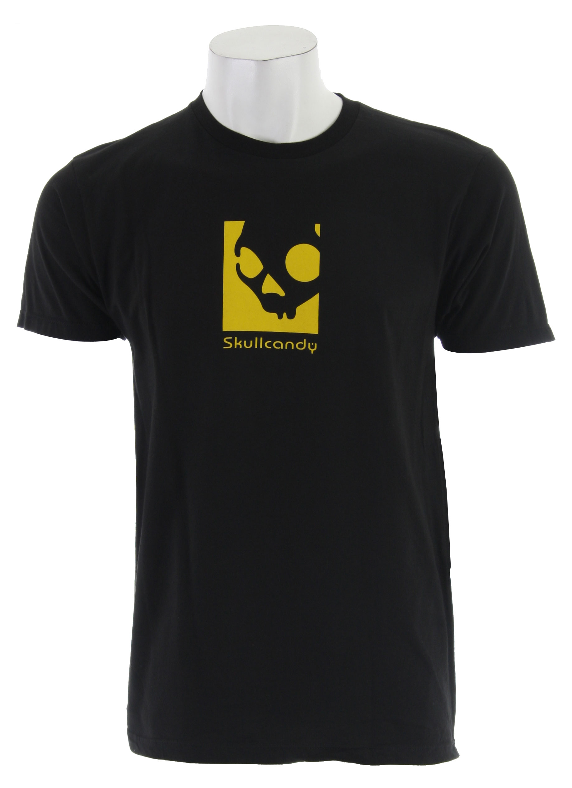 Corpo' is Italian for 'Body,' which is a song by P.I.L. It sounds even better when Johnny Rotten sings it. The Skullcandy Slim Corpo T-Shirt.Key Features of the Skullcandy Slim Corpo T-Shirt: Slim Fit 100% Cotton - $21.99