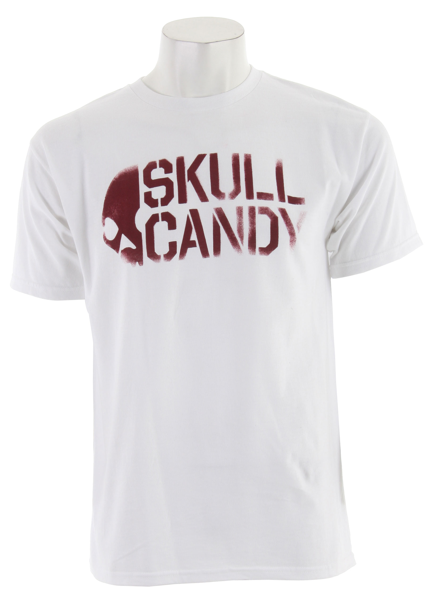 "Sail the seas like a salty old mariner, tossed into a box stamped ""freight"" and sold to crooked salt miners. The Skullcandy Basic Cargo T-Shirt.Key Features of the Skullcandy Basic Cargo T-Shirt: Basic Fit 100% Cotton - $19.99"