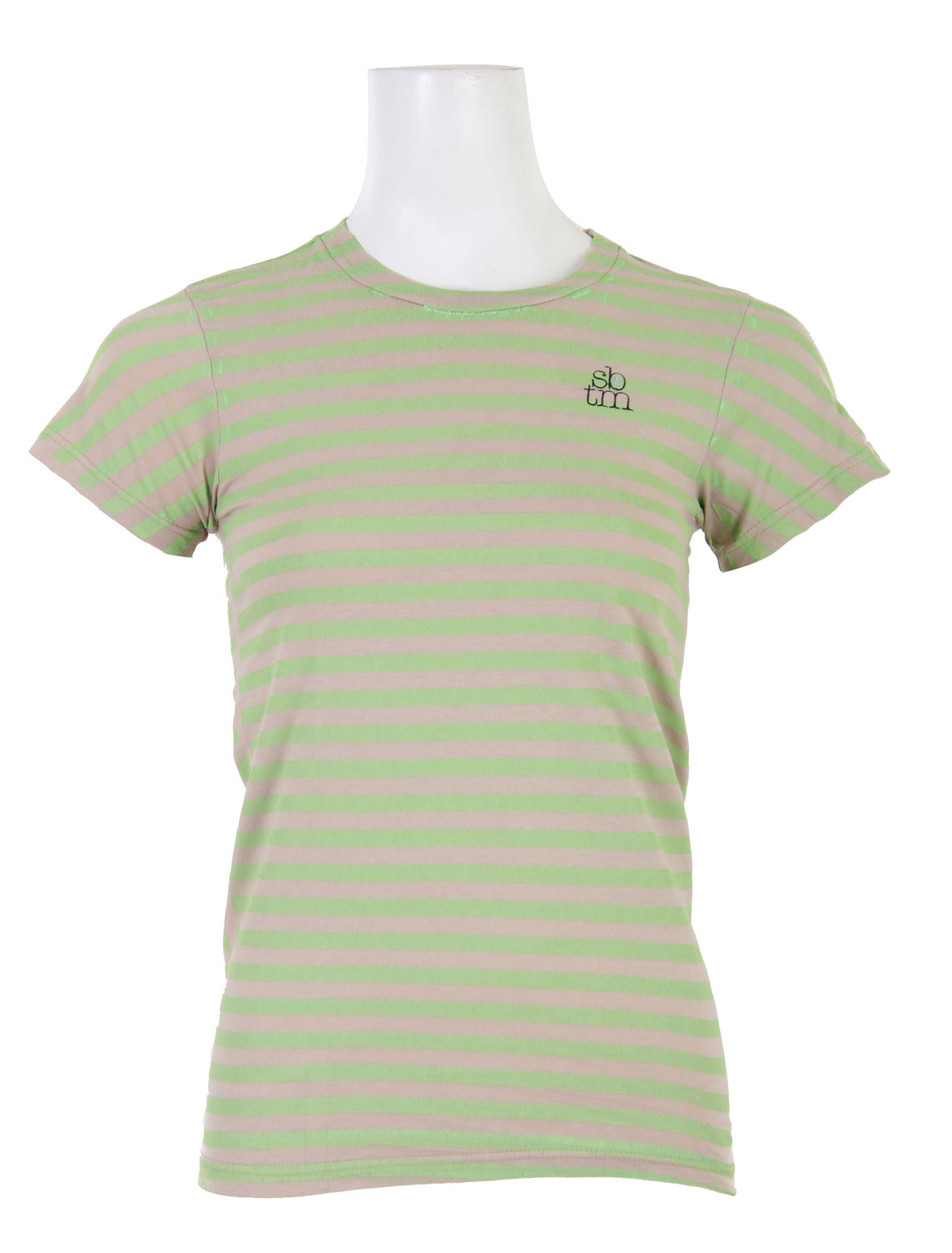 If you have been looking for that shirt that shows your style while being comfortable, then look no further because the Special Blend Stripes T-Shirt is exactly what you have been looking for. This shirt's cotton blend let's you show off your style while your on the slopes or just walking around town and guarantees that you will stay comfortable all day long. With the style and quality it's no surprise that everyone is choosing the Special Blend Stripes T-Shirt.Key Features of the Special Blend Stripes T-Shirt Topiary Stripe: 100% Cotton - $4.95