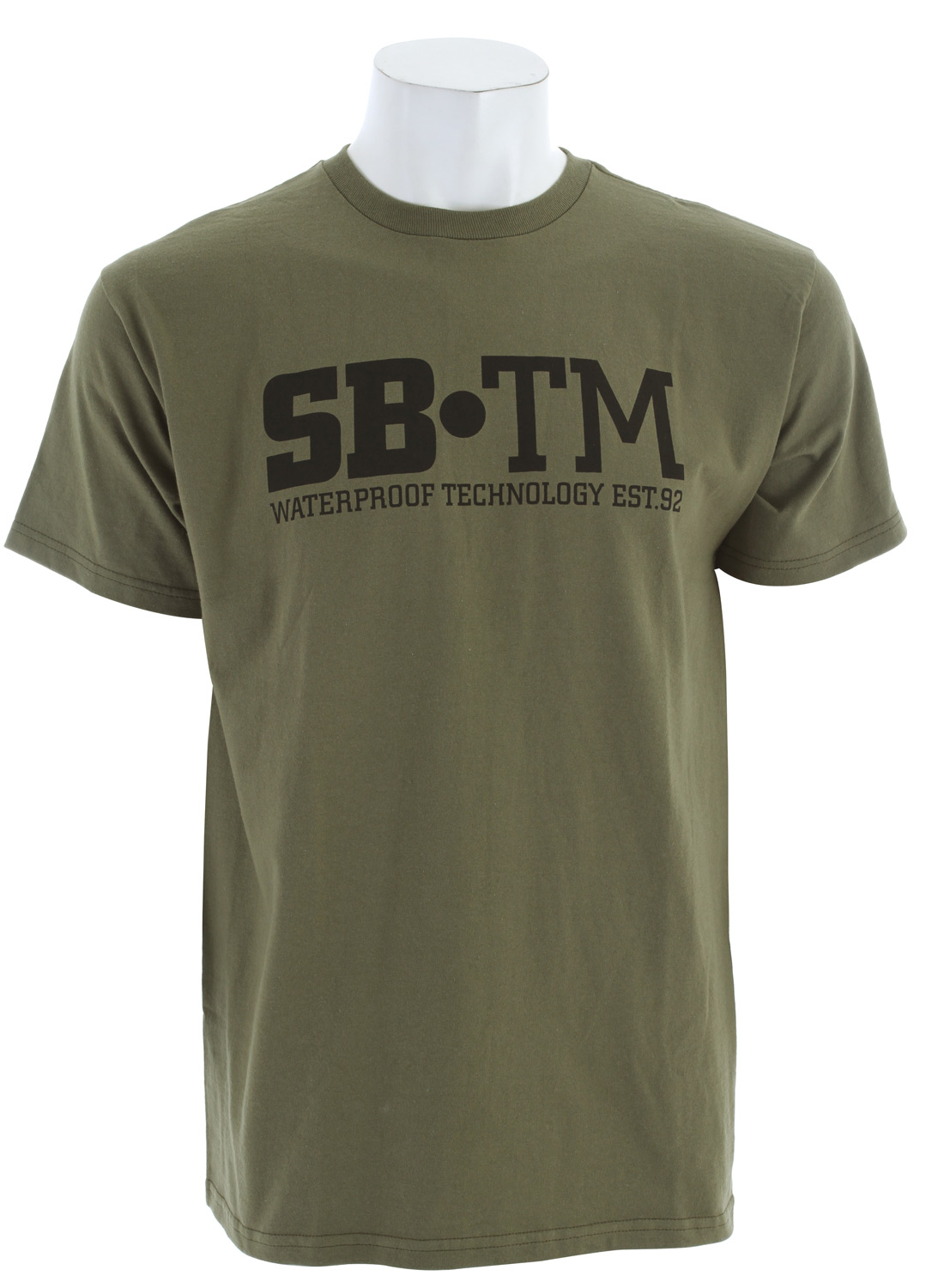 If you wanted to wear a military style look, but never felt like joining the service, then the Special Blend Cadet T-Shirt might help bring some of that look to you without the need to do the time. This tee is also made from 100% ringspun cotton for a durable and quality feel that's perfect for all-day wear.Key Features of The Special Blend Cadet T-Shirt:  Slim Fit  Crew Neck  Short Sleeve  Revolver Slim fit  100% combed ringspun cotton  4.3 oz - $9.95