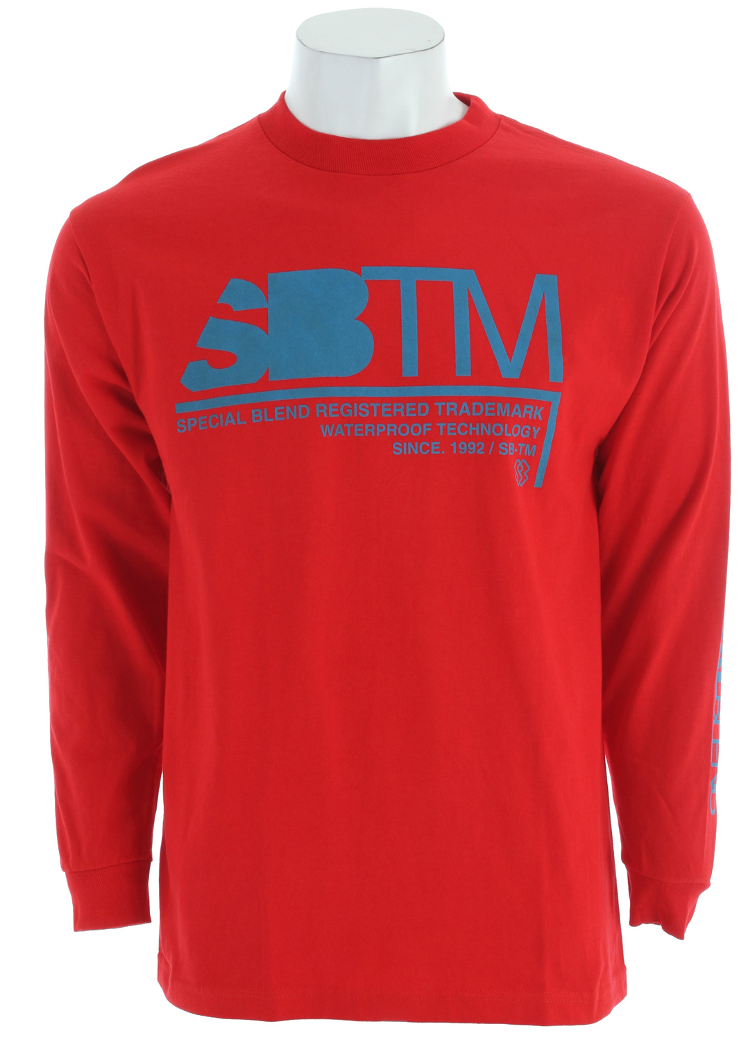 Key Features of The Special Blend SBTM L/S T-Shirt: Regular Fit Crew Neck Long Sleeve 100% cotton - $9.95