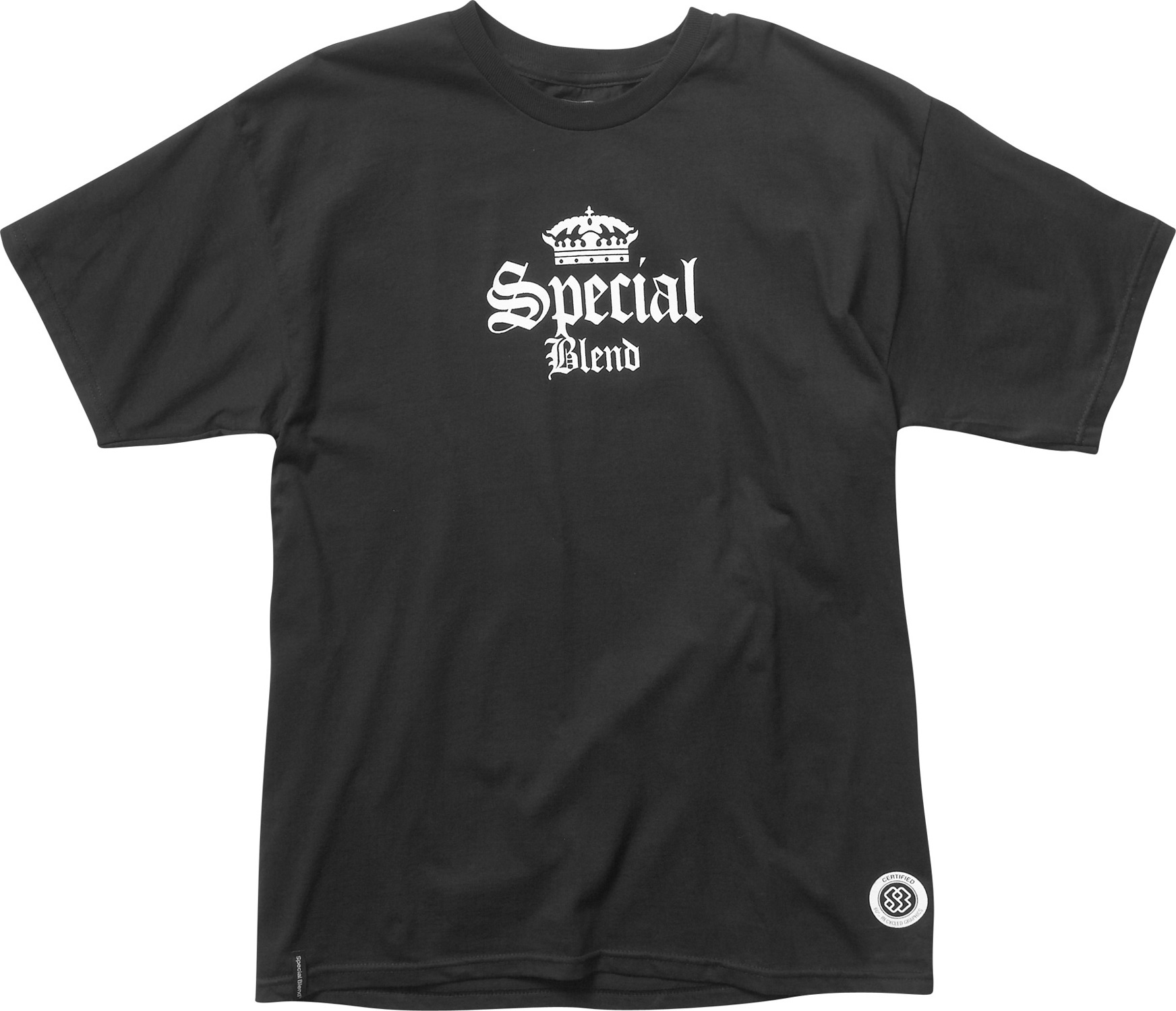 Key Features of the Special Blend Cerveza T-Shirt: Basic Tee / Freedom Fit Short Sleeve Tee 100% Ringspun Tubular Cotton, 5.5 Oz. Screenprint Art - $11.95