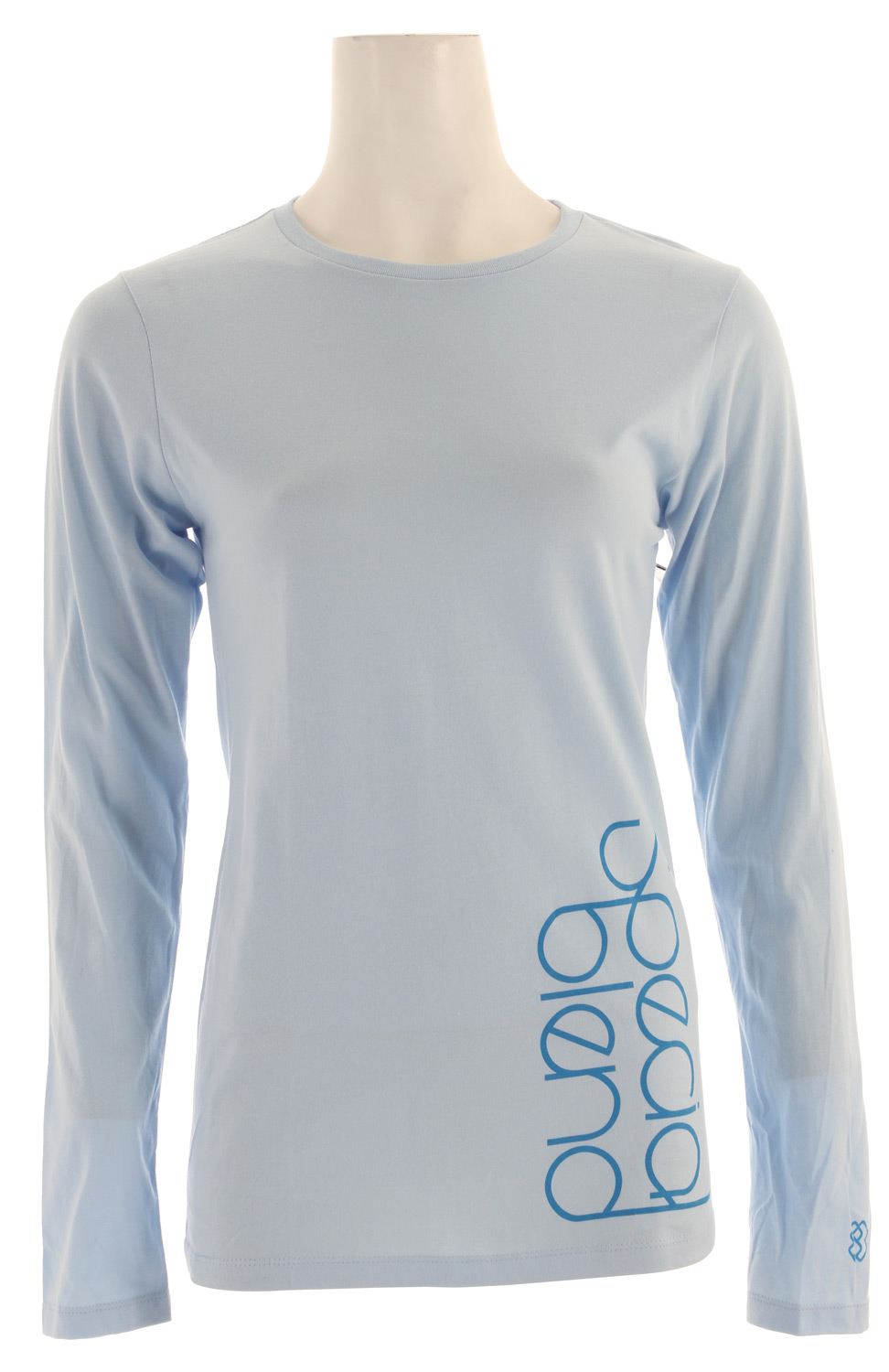 Key Features of The Special Blend Side Ways L/S T-Shirt: Slim Fit Crew Neck Long Sleeve 100% Cotton - $6.96