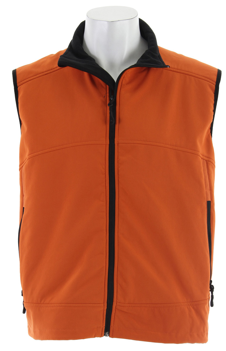 For those in between days when it's not quite warm, but it's certainly not cold, the Cirrus h2xtreme Bonded Vest provides just the right amount of warmth and protection around your core. Keep it in your car for some last minute layering at the mountain, too. Key Features for the Stormtech Cirrus h2xtreme Bonded Vest: 7,000mm waterproof/3,000g/m2 breathability Zippers with Puller Garage Adjustable Single-Hand Drawcords Inside Facing Draft Flap - $22.95
