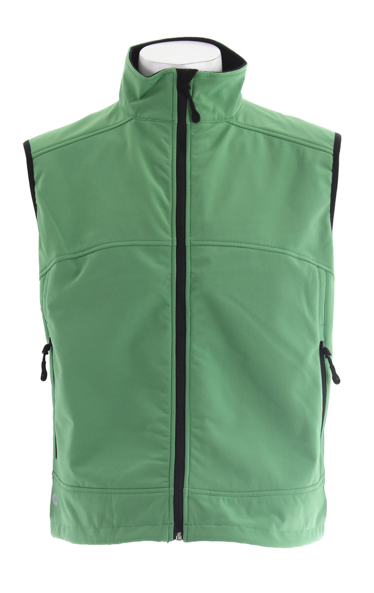 For those in between days when it's not quite warm, but it's certainly not cold, the Cirrus h2xtreme Bonded Vest provides just the right amount of warmth and protection around your core. Keep it in your car for some last minute layering at the mountain, too. Key Features for the Stormtech Cirrus h2xtreme Bonded Vest: 7,000mm waterproof/3,000g/m2 breathability Zippers with Puller Garage Adjustable Single-Hand Drawcords Inside Facing Draft Flap - $31.55