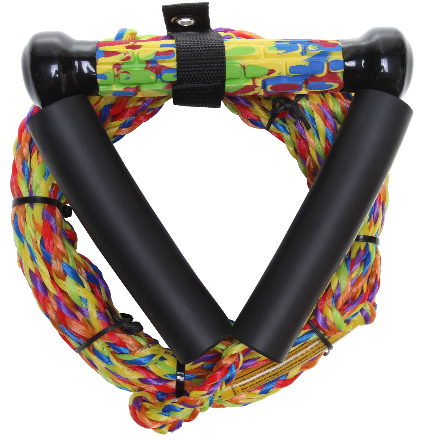 Surf Straight Line Knotted Wake Surf Handle/Rope Combo - $44.95
