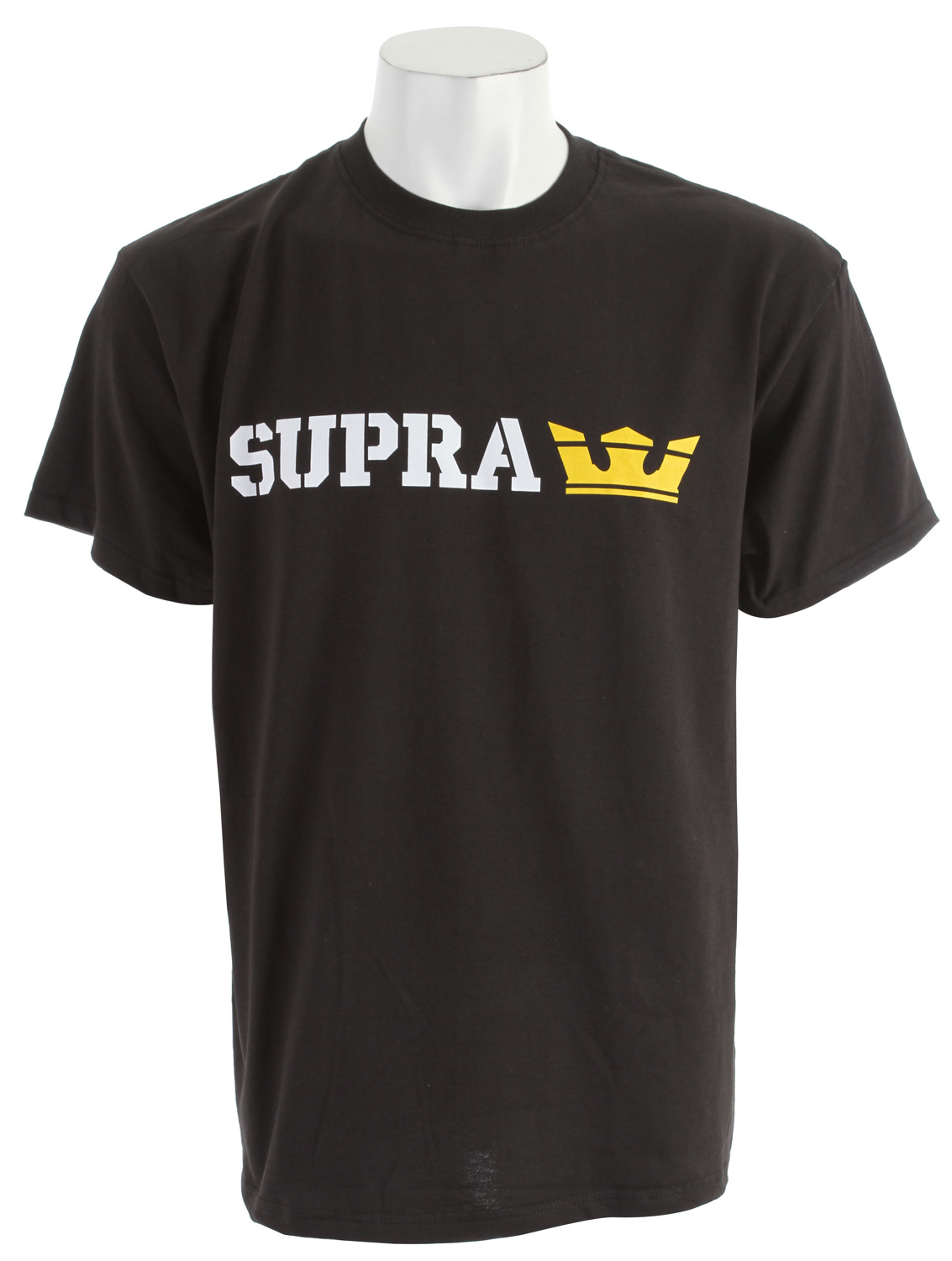 Key Features of The Supra Sidelock 2 T-Shirt: Regular Fit Crew Neck Short Sleeve - $23.95