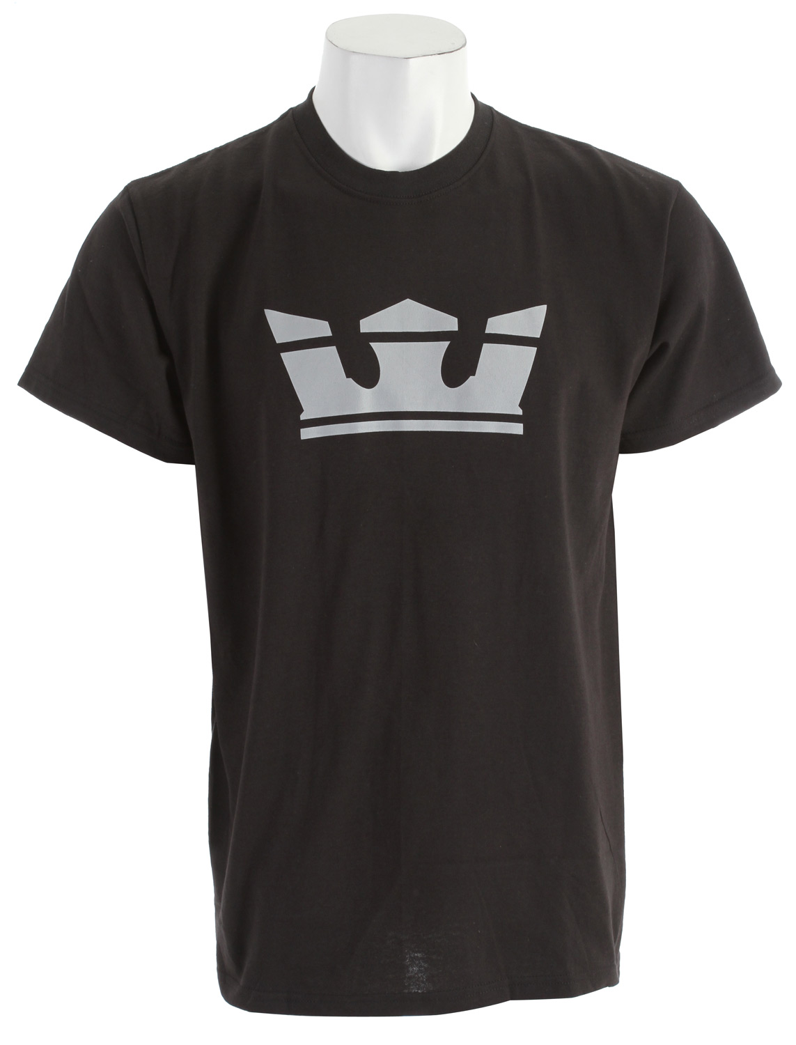 Key Features of The Supra Crown T-Shirt: Regular Fit Crew Neck Short Sleeve - $23.95