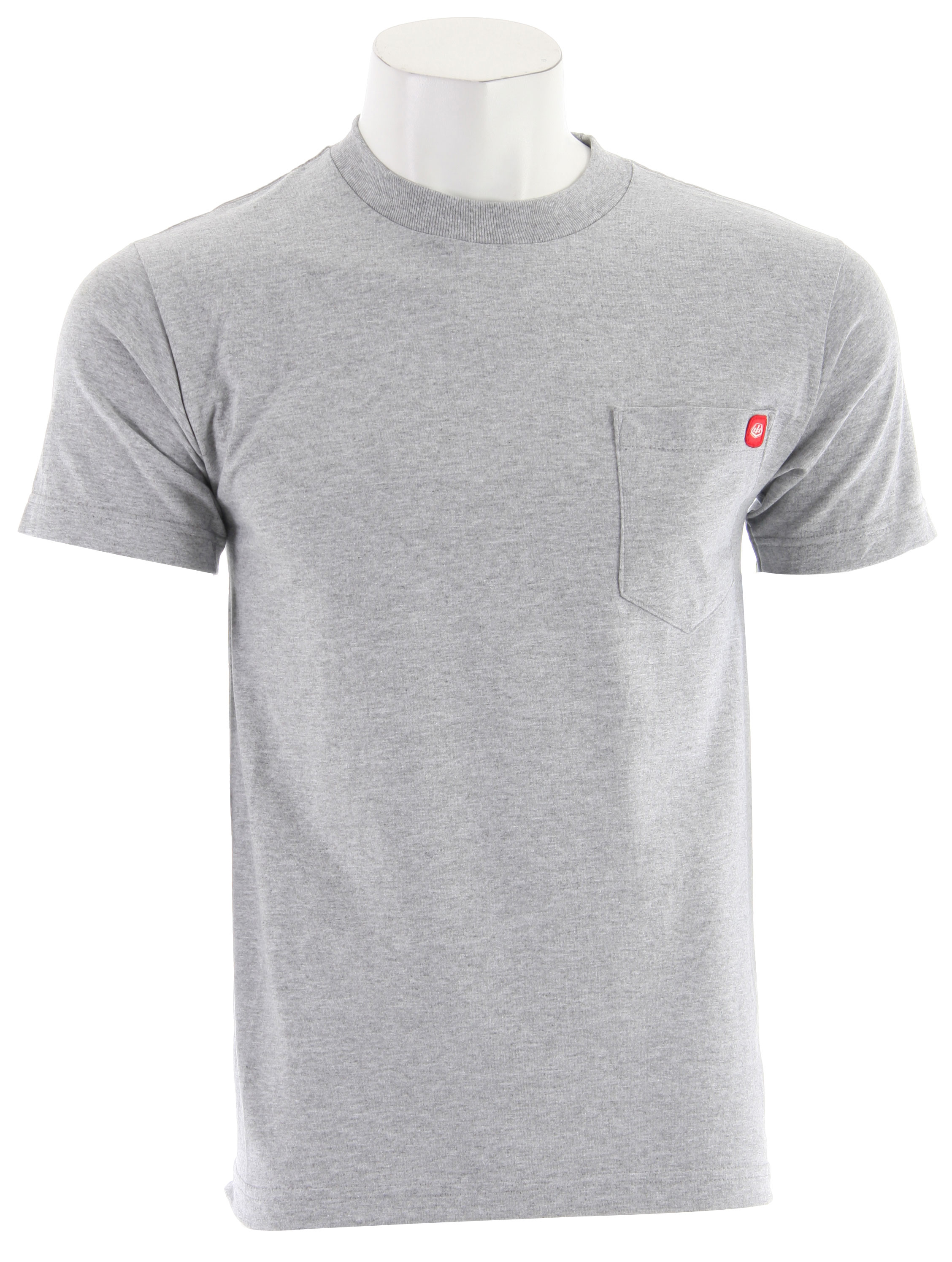 Key Features of The Troy Lee Designs Fuel T-Shirt: Regular Fit Crew Neck Short Sleeve - $6.96