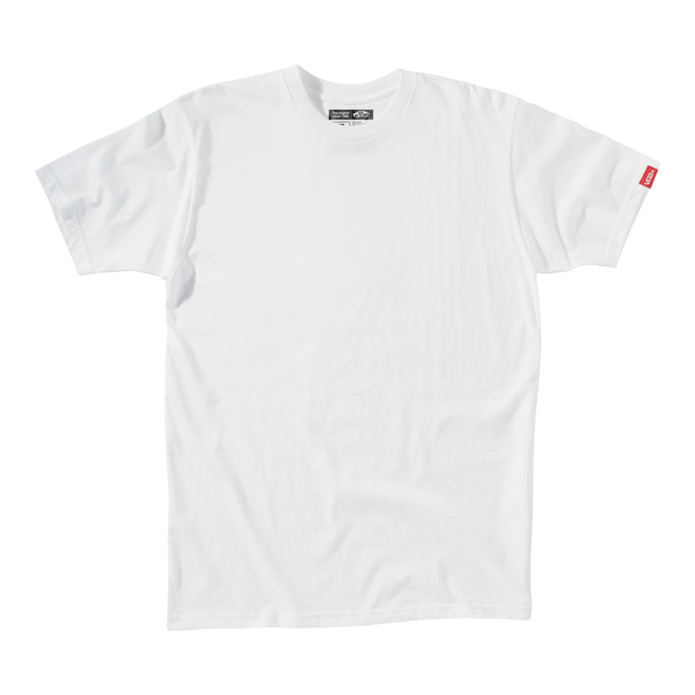 Skateboard Vans Basic Crew T-Shirt - $6.95