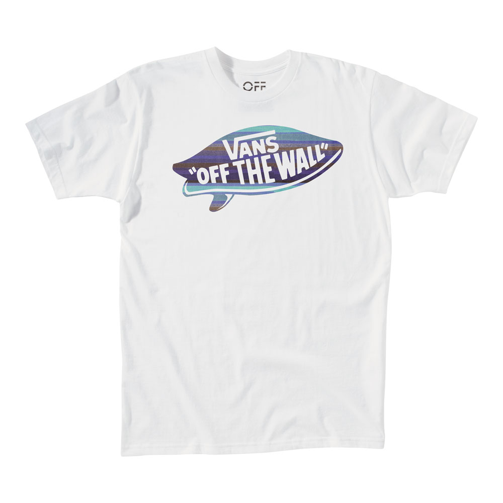 Skateboard Vans OTW Colorant T-Shirt - $12.15