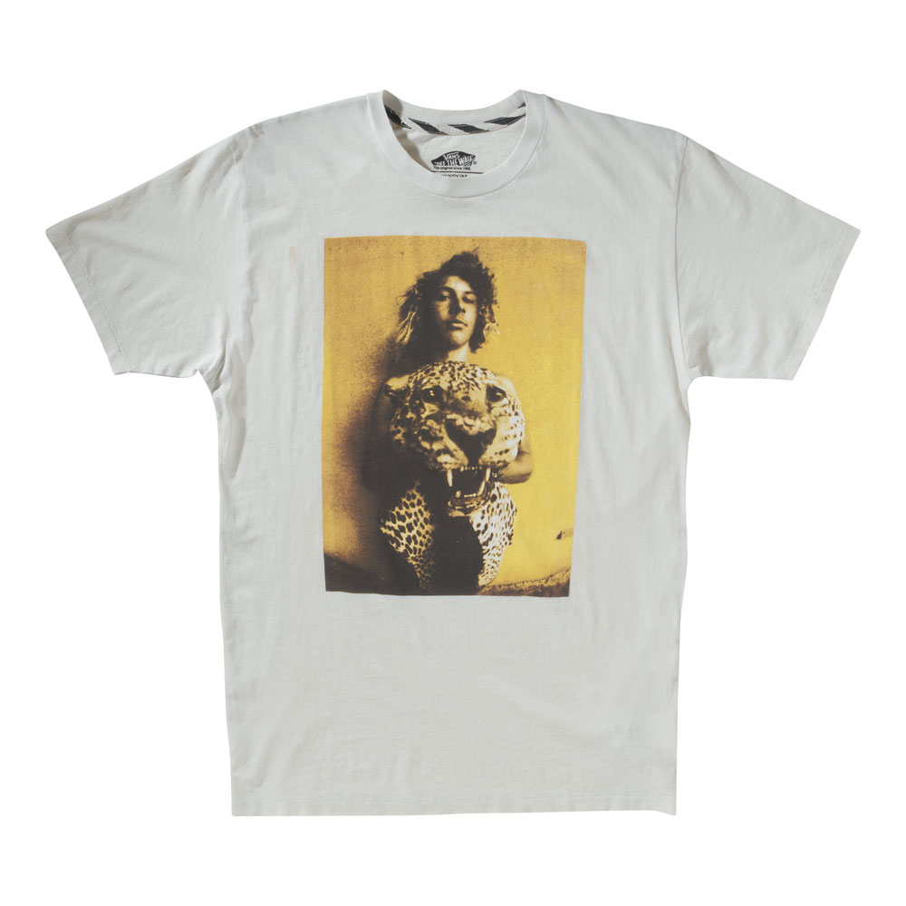 Skateboard Vans Tony Alva T-Shirt - $13.55