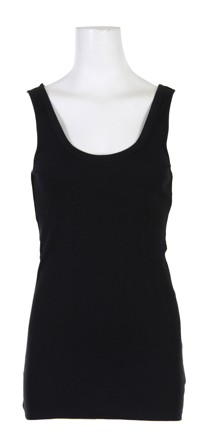 "Surf A necessary item in every woman's wardrobe are basics. Basic layering pieces such as tees, tanks, pants, sweaters are a must have. The Volcom Stone Only Tank is a sleek tank perfect for layering. With its vertically ribbed design, it flatters every body. Made with 100% cotton, its high quality of material guarantees comfort and softness. It can be worn with leggings, jeans, and shorts. Rock it out with other pieces and you're set to go.Key Features of The Volcom Stone Only Women's Tank: 100% Cotton 2X1 Rib Long and Lean 2x1 Rib Tank with Double Binding at Neck Detailed with Stone Sew Down Label 28"" Length - $14.95"