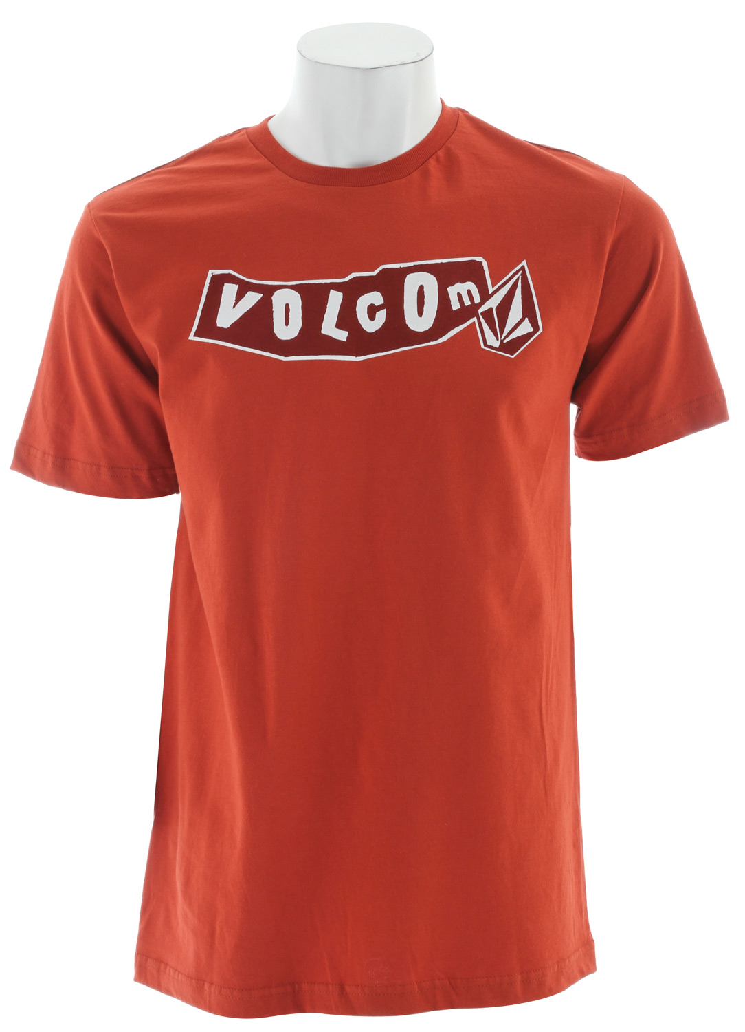 Surf Key Features of The Volcom The Pistol T-Shirt: Regular Fit Crew Neck Short Sleeve Basic screenprint Modern fit 100% cotton - $19.00