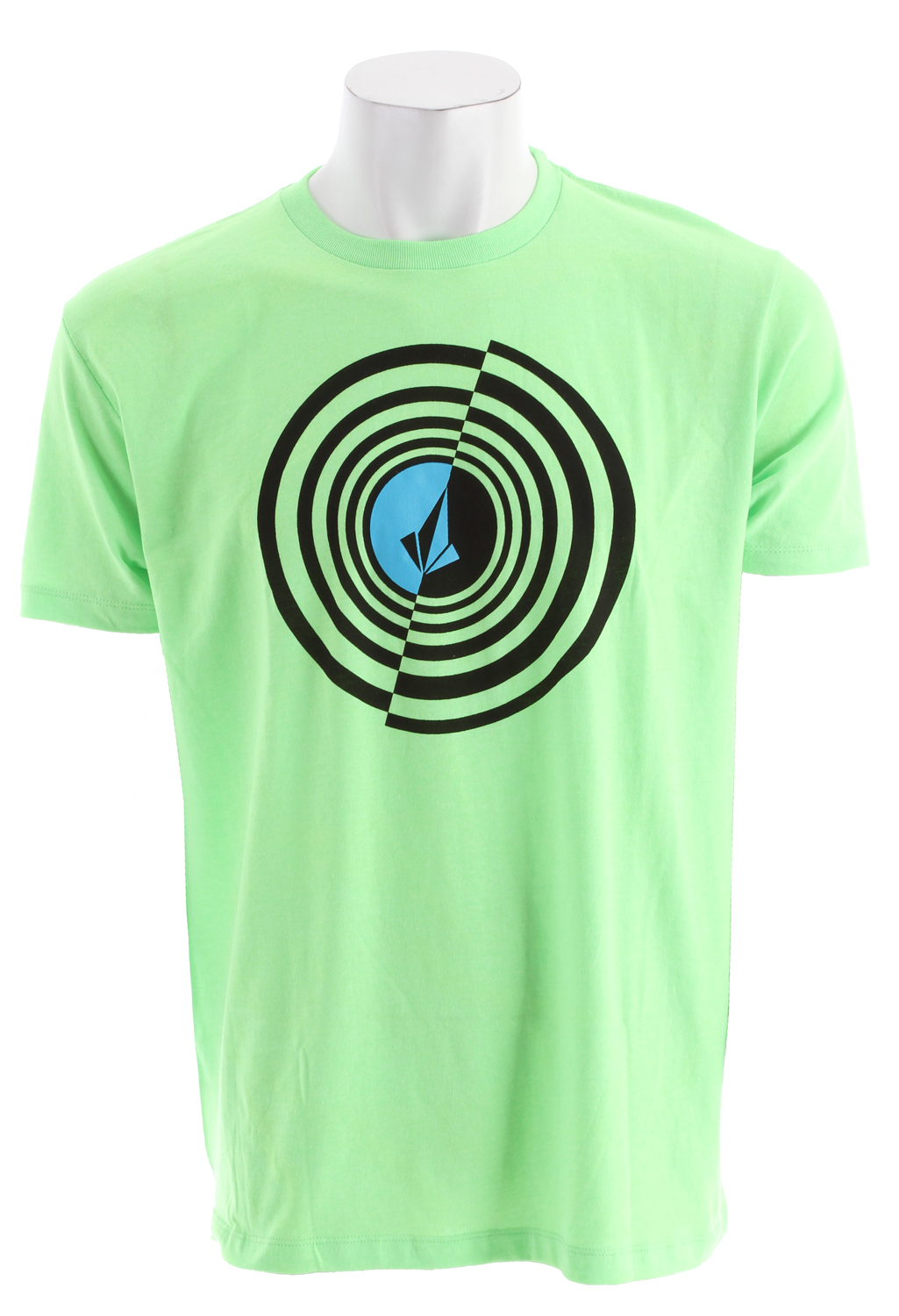 Surf Key Features of the Volcom Circle Stoned T-Shirt: Basic Screenprint Basic Fit 60% cotton/40% polyester - $20.00