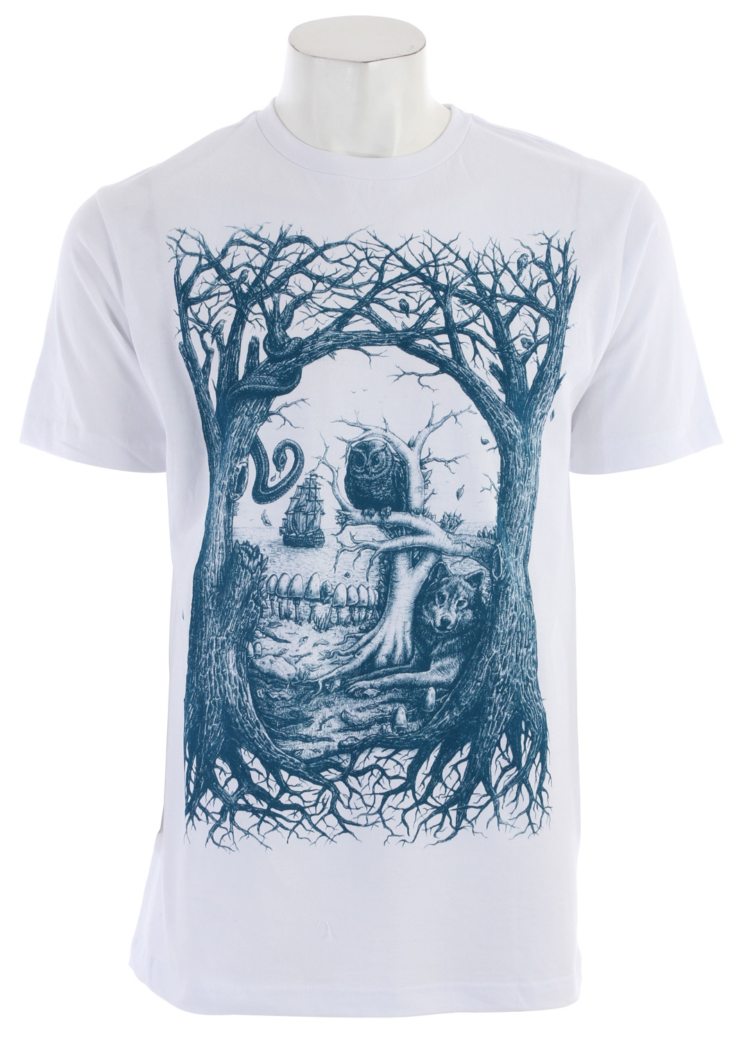 Surf Key Features of the Volcom Jamie Browne Fa T-Shirt: Basic screenprint Basic fit 100% cotton - $22.00