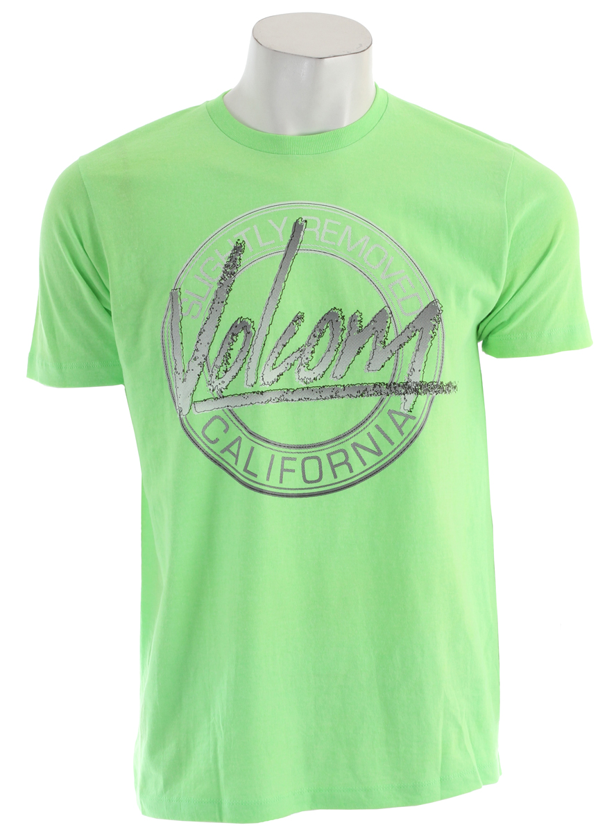 Surf Key Features of the Volcom 80'S Art T-Shirt: Basic Screenprint Basic fit 60% Cotton / 40% Polyester - $12.95