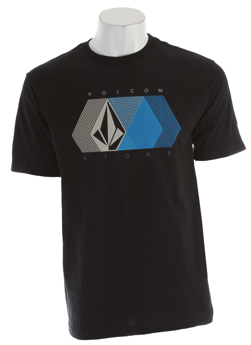 Surf Key Features of the Volcom Grade Mesh T-Shirt: Basic Screenprint Basic Fit 100% Cotton - $13.95