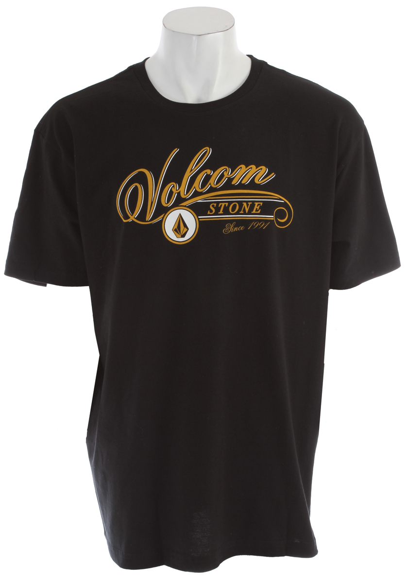 Surf Key Features of the Volcom Hops T-Shirt: Basic screenprint Basic fit 100% cotton - $13.95