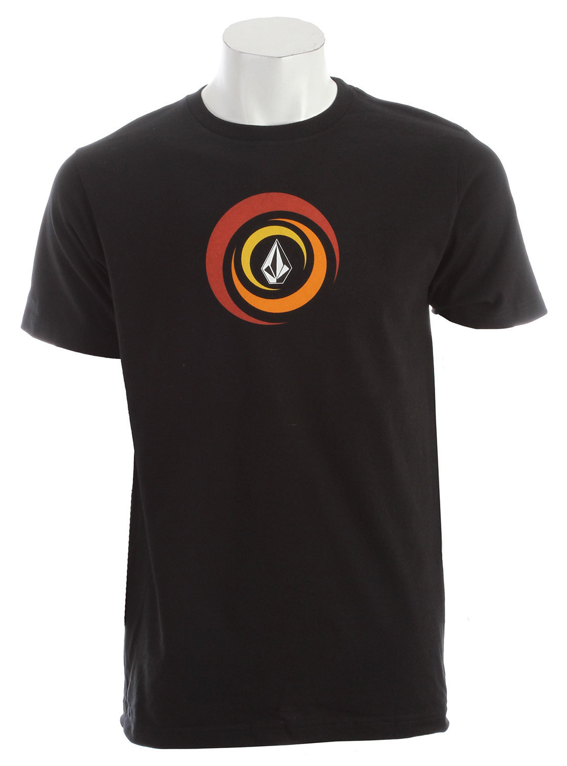 Surf Key Features of the Volcom Spiralina T-Shirt: Basic screenprint Basic Fit 100% Cotton - $12.95