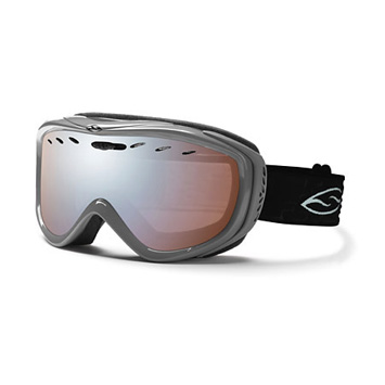 Ski Smith Regulator Transit Goggle Graphite Sensor Mir
