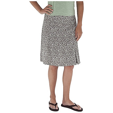 Entertainment Free Shipping. Royal Robbins Women's Gracie Skirt DECENT FEATURES of the Royal Robbins Women's Gracie Skirt Drop waist yoke Center seam ruching Front kick pleat Side zipper The SPECS Regular fit 22in. skirt length Fabric: Eco Twill 2.5 oz 55% Organic Cotton / 45% Recycled Nylon Garment washed - $67.95