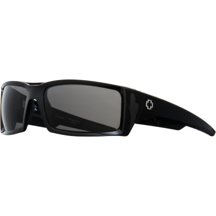 Camp and Hike When you need to combat the sun's rays, go into battle with the Spy General Polarized Sunglasses. The polarized polycarbonate lenses block out harmful UV rays and reduce glare from water, snow, and other reflective surfaces so you clearly see the battlefield. - $139.95