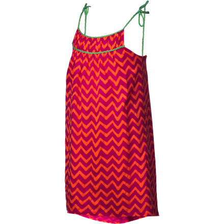 Surf Billabong All Good Now Dress - Girls' - $19.17