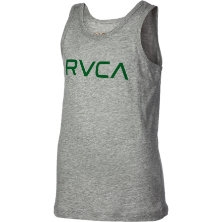 Surf Big RVCA Tank Top - Boys' - $12.71