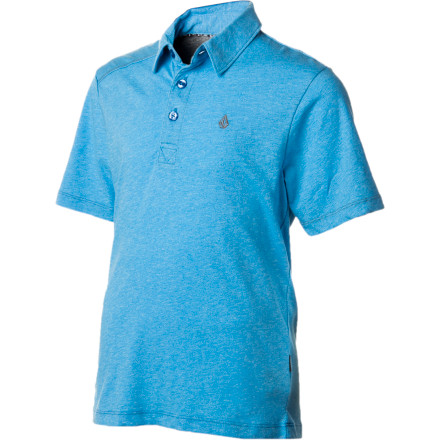 Surf Setting your kid up with the Volcom Bangout Polo Shirt is basically guaranteeing he'll end up as the future CEO of some multi-billion-dollar corporation. Of course, your mileage may vary. - $26.95