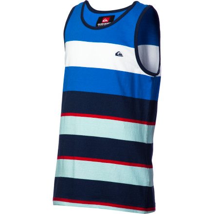 Surf Quiksilver Tick Tock Tank Top - Boys' - $21.00