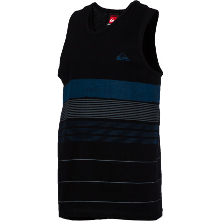 Surf Quiksilver Getting Away Tank Top - Boys' - $12.80