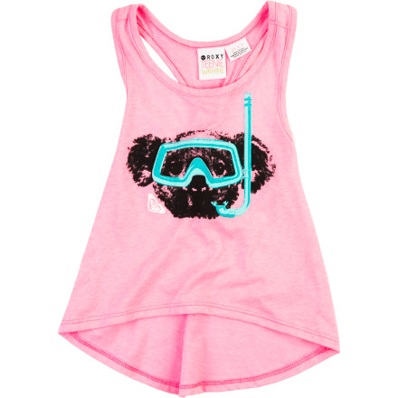 Surf Roxy Alamo Freeze Tank Top - Toddler Girls' - $18.00