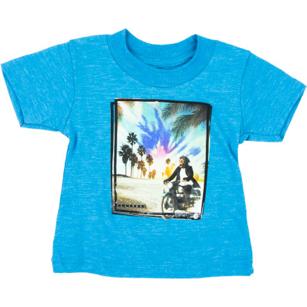 Surf Billabong Monkey Around T-Shirt - Short-Sleeve - Infant Boys' - $11.86
