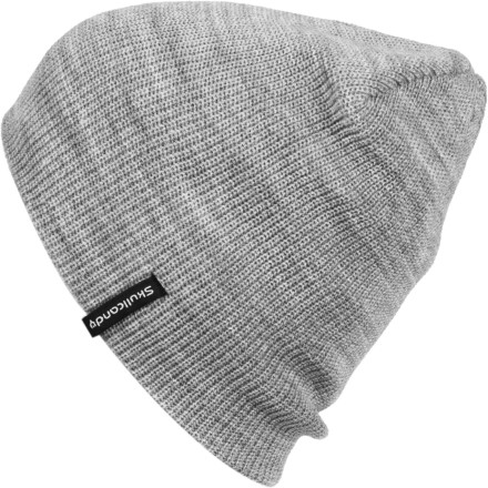 Put the Skull Candy Skull Day Long Heathered Beanie on to cover your dreds, and make nice with the bartender so he'll put your tab on the redheaded cougs at the end of the bar. - $17.95