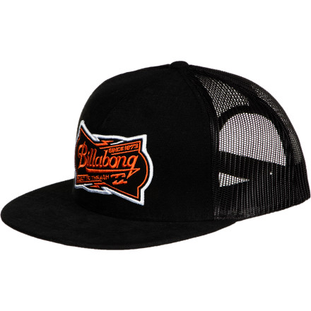 Surf Billabong Quest Trucker Hat - $21.21
